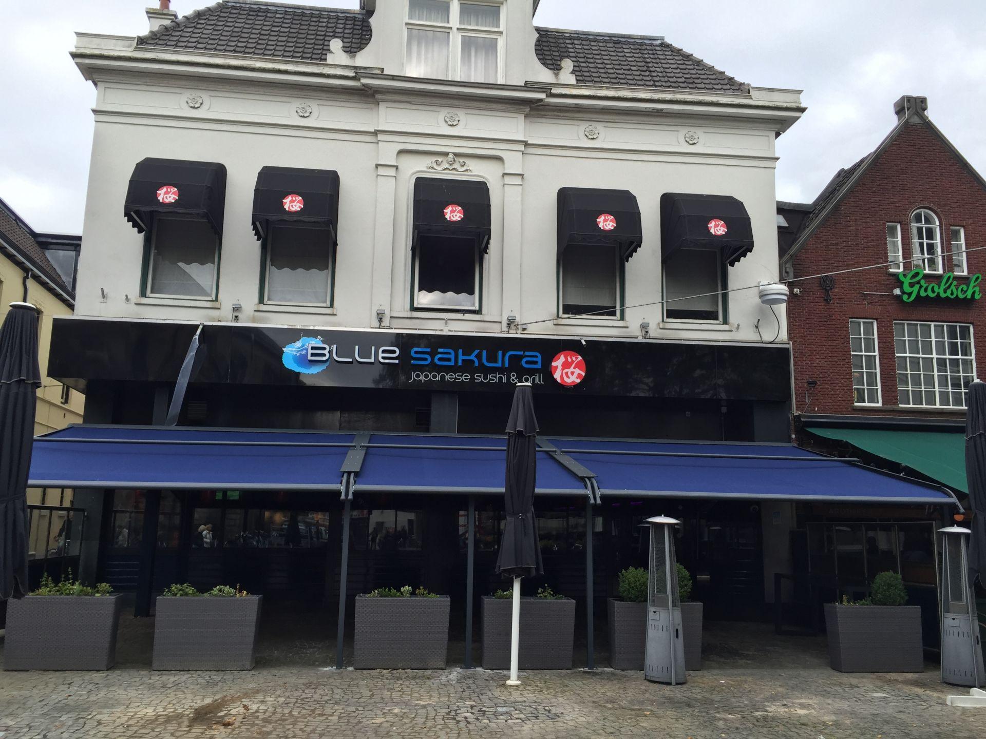 Horeca  doekoverkapping Enschede