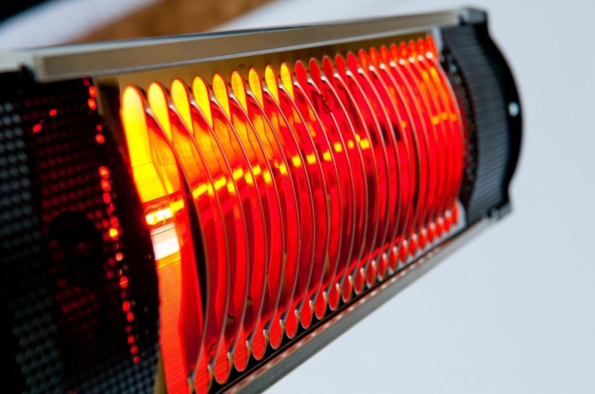 Terrasverwarming / heaters