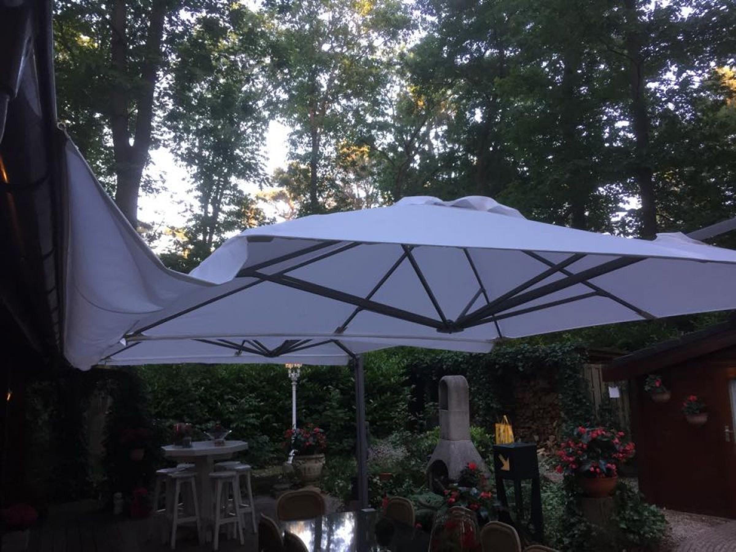 Multipool parasols
