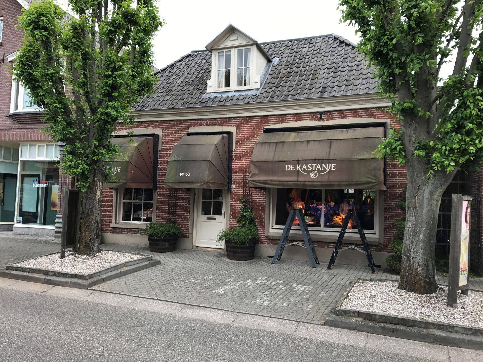 Vaste markiezen winkel te Diepenheim